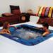 Vasche da idromassaggi con Jacuzzi